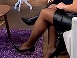 Long Leg Sex Video